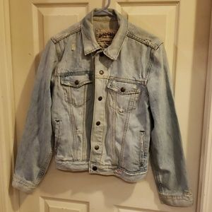 Abercrombie Heavyweight Denim Jacket